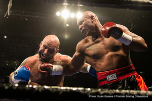 Mansour Secures Majority Decision Win Over Kauffman