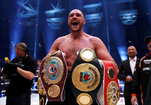 Tyson Fury Hopes To Return In July