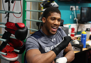 Joshua Fully Prepared To Face Klitschko