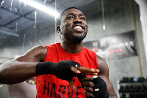 Berto And Alexander Clash On August 4