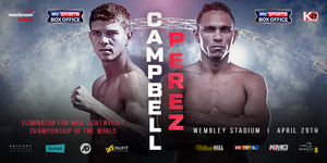 Campbell Takes On Perez In WBA Title Eliminator