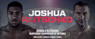 Floored in round six, Joshua gets up and stops Klitschko