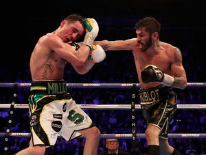 Linares Defends His Title Against Campbell