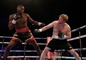 Okolie And Chamberlain Clash on Feb 3