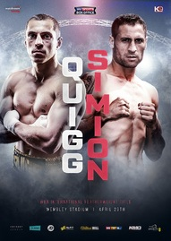 Wembley Stadium undercard results: Quigg, Campbell and Taylor post victories