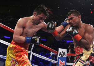 Srisaket Sor Rungvisai continues P4P party crash.