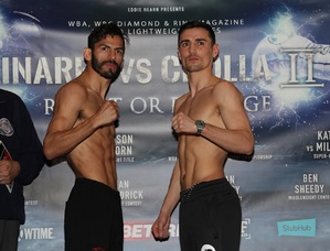 Crolla: 'I'm In The Shope Of My Life'