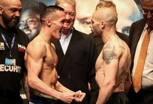 Warrington and Martinez Weigh In