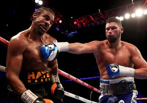 Tony Bellew Says He Is 'Still Improving And Getting Stronger'