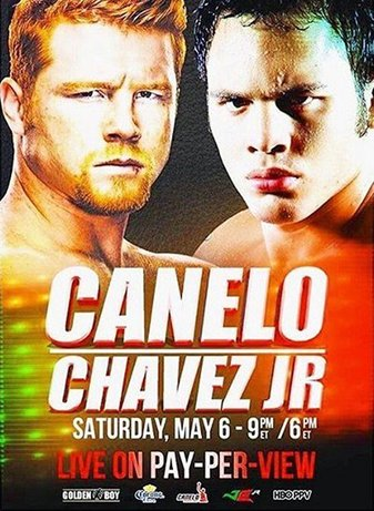 Canelo Alvarez is too small for gigantic Julio Cesar Chavez Jr.