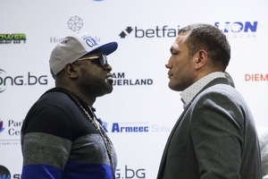 Pulev And Johnson Come face To Face