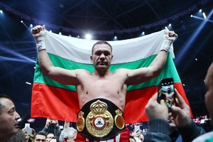 Pulev Faces Johnson In Sofia
