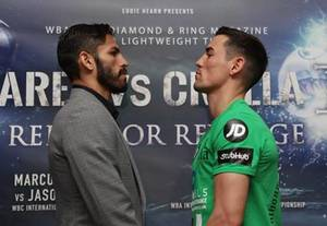 Linares Vs Crolla Final Quotes