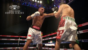 Yildirim,Brant And Perez Sign Up To World Boxing Super Series
