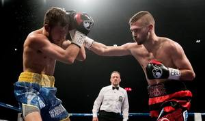 Ceylan Takes On Galahad On Eubank Jr Vs Galahad Undercard