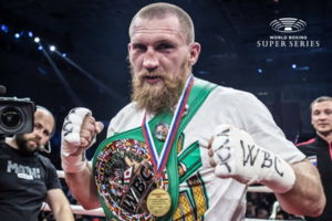 Kudryashov Signs Up For The World Boxing Super Series