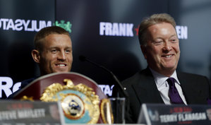 Flanagan Honoured By WBO