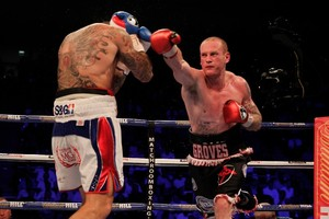 Groves Believes Time Is Right To Be Crowned Champ