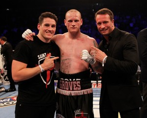 McGuigan: ''Groves Is The Best Super Middleweight In The World''