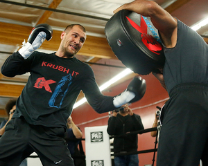 Kovalev Vs Shabranskyy Fight For Vacant WBO Title