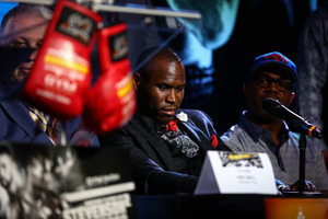 Adonis Stevenson Will Look To Ko Badou Jack