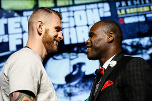 Stevenson: 'I'm Not Underestimating Fonfara,I'll Be Ready For Him'