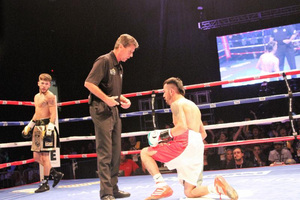 Hernandez Dominates Rodriguez At Park City