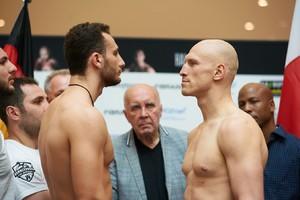 Gevor Confident Of Defeating Wlodarczyk