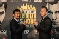 Horn Decisions Pacquiao In Brisbane
