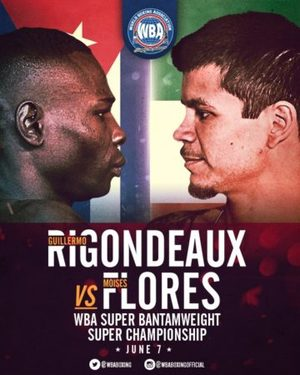 WBA Call For Rigondeaux/Flores Rematch
