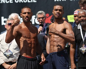 Brook And Spence Make Weight