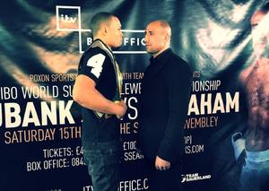 Eubank Jr Defends Title Against Abraham