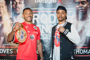 Brook Vs Spence Final Quotes And Pics