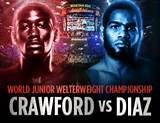 Crawford vs. Diaz - A showcase with questions