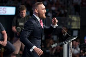 Video: Connor McGregor Discusses Fighting Floyd Mayweather Jr On August 26