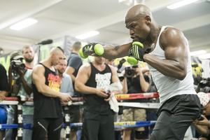 Mayweather jr: 'This Isn't Just A Fight; This Is An Event""