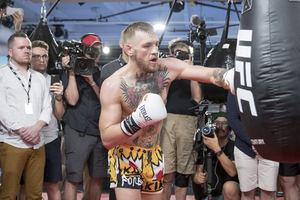 McGregor's Confident Of Shocking The World