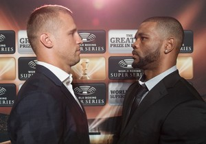 Briedis and Perez face off