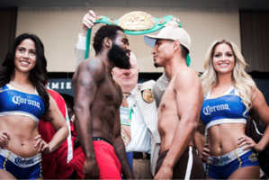 Weights From Brooklyn, Broner And Garcia Make Weight