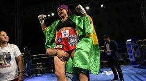 Dayana Cordero Retains Title Against Cardozo