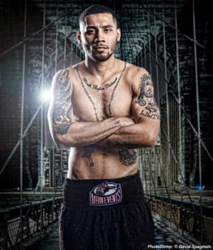 Main Events Ink Frank Galarza