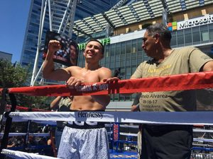 "Golovkin: ""This Is The Beginning Of The Road To History"""