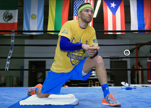 Lomachenko Fully Prepared To Face Marriaga