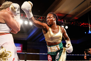 Shields Makes Title Defence Against Nelson