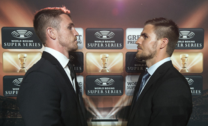 "Luke Blackledge: ""Smith-Skoglund is a 50-50 fight - Skoglund is one hell of a fighter!"