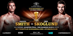Smith Defeats Skoglund In 12 Round War