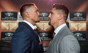 Usyk: Huck Is Tough And Doesn't Fear Anything