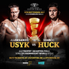 Usyk dominates and stops Huck in WBSS opener