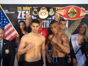 Zeuge And Ekpo Reach Agreement To Fight In November
