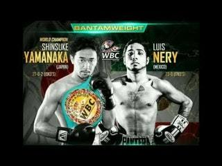 Nery captures bantamweight title by knocking out Yamanka